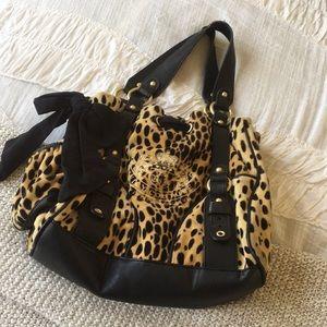 Authentic Leopard Juicy Couture Purse